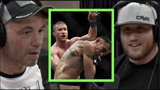 Justin Gaethje Recounts the Tony Ferguson Fight | Joe Rogan