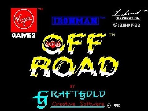 "ZX Spectrum Longplay [132] Ivan ""Ironman"" Stewart's Super Off Road"