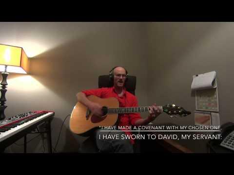 Responsorial Psalm 89 (Arranged by Jeremy Mayfield)