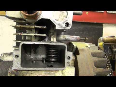 3 5 hp Briggs Valve Lash Check Adjust