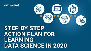 How to Learn Data Science in 2020 | Step By Step Action Plan for Learning Data Science | Edureka
