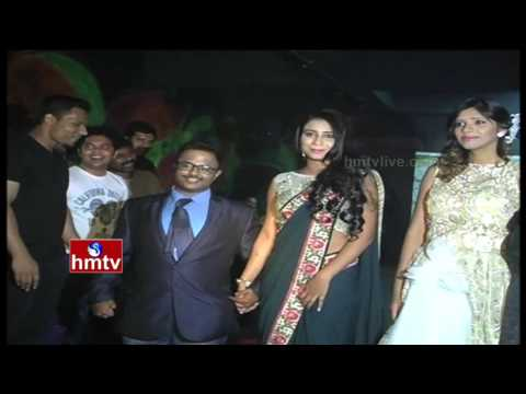 Traditional Fashion Show in Pub Events at Hyderabad | HMTV Special