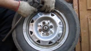 видео Проверяем балансировку колёс самостоятельно