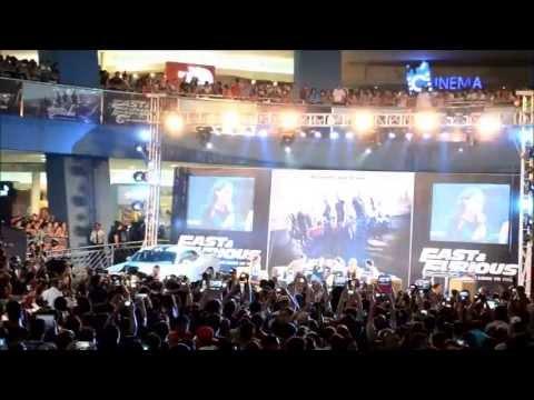 FAST & FURIOUS 6: Manila Premiere