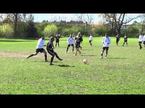 Saltley Stallions 9-0 FC Meridian