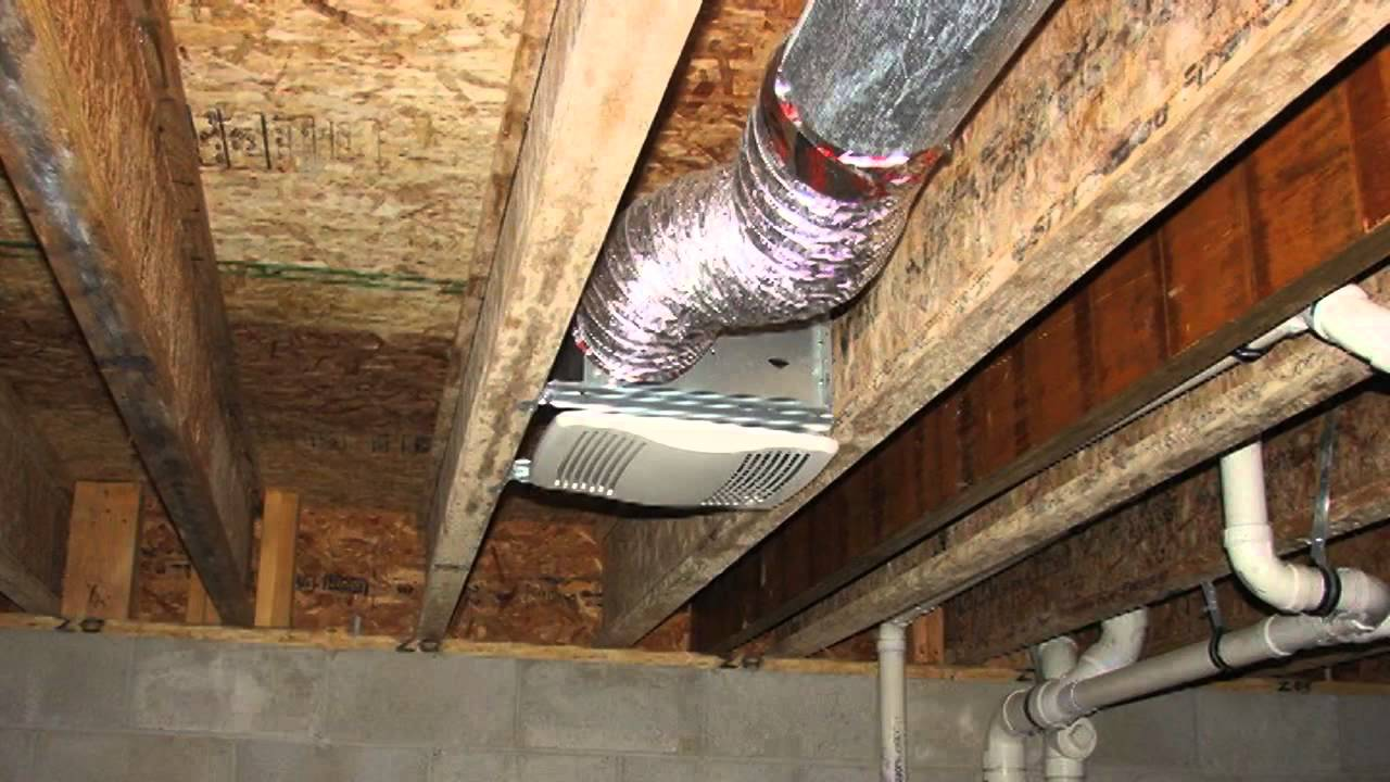 Hot SpotClosed Crawlspace Ventilation YouTube Hot Spot: Closed Crawlspace - Ventilation