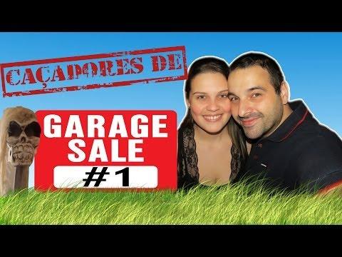 Cajado vodu - CAÇADORES DE GARAGE SALE #1