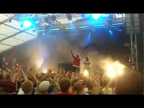 MF Doom - Rhinestone Cowboy (Live Way Out West 2011)