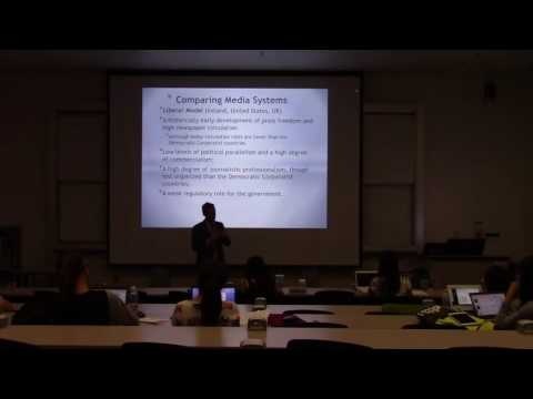 Media & Power: Comparing Media Systems 2/2