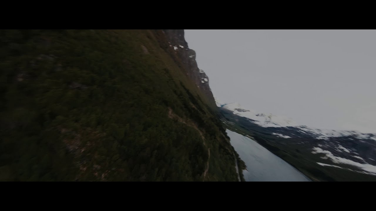 Cinematic FPV in Norway 4k | Diving mountains, waterfalls and clouds фотки