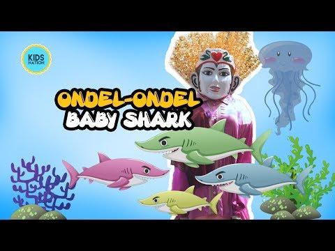 Ondel Ondel Dance Baby Shark dangdut Version