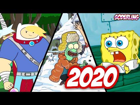10 Мультсериалов, которые Выйдут в 2020