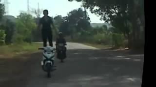 Phim | Đẳng Cấp Chạy Exciter Là Đây YouTube | Dang Cap Chay Exciter La Day YouTube