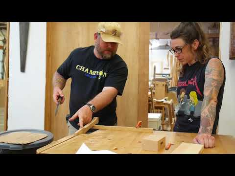 2016 Novice Class at The Northwest Woodworking Studio