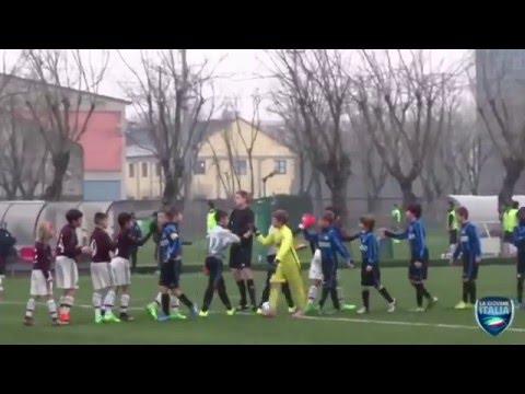 La Giovane Italia - Milan-Inter 3-4, che derby tra i piccoli 2005!