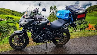2015 Kawasaki Versys 650cc First Ride, Hanoi | https://OffroadVietnam.com Motorbike Tours