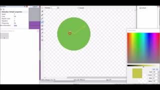 Construct 2 Урок№1  Механика игры Вормикс'а простой пример.