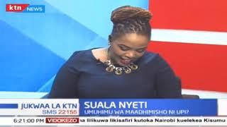 Suala Nyeti: Kumkumbuka Rais mstaafu Daniel Moi