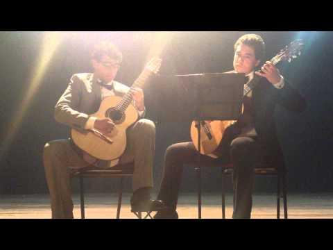 Obertura de El Barbero de Sevilla - Lima Guitar Duo