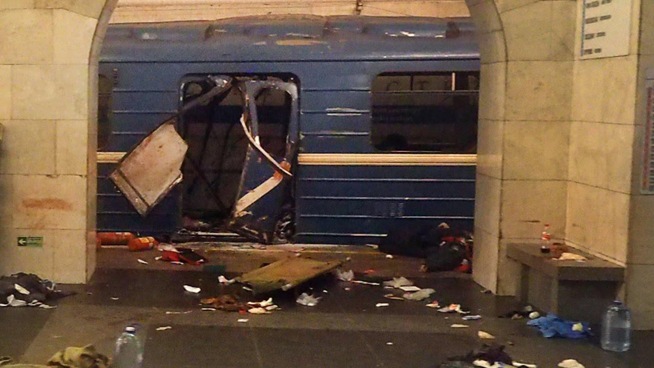 The St. Petersburg Subway Bombing