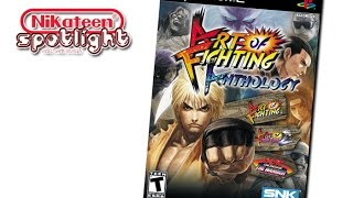 SVGR - Art of Fighting Anthology (PS2)