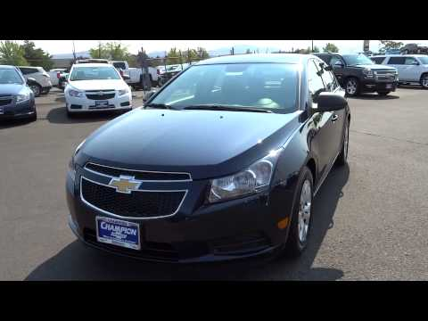 2014 Chevrolet Cruze Carson City, Reno, Yerington, Northern Nevada, Elko, NV 14-1209
