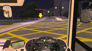 OMSI: Hong Kong 284 Full Loop - Dennis Enviro 500