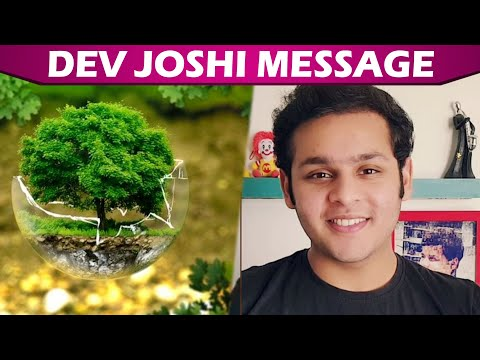Dev Joshi Aka Baalveer From Baalveer Returns Shares A Special Message On This World Environment Day