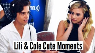 Lili Reinhart & Cole Sprouse | Cute Moments (Part 2)