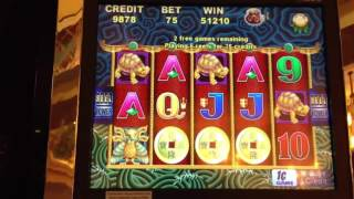 Slot machine bonus - win 52095