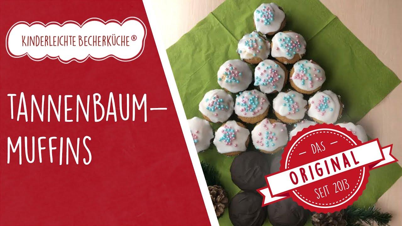 Muffin Tannenbaum.Rezept Für Weihnachten Tannenbaum Aus Muffins