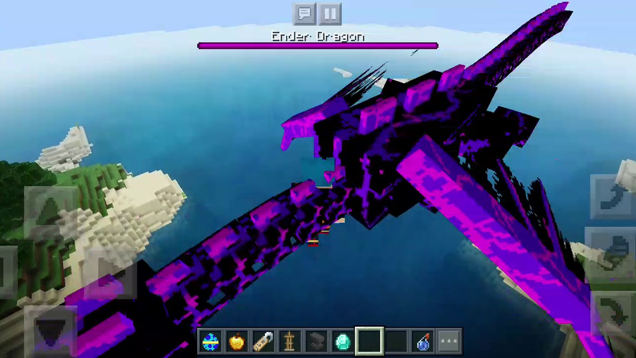 first do a mod addons ender dragon morph add on in and ultimate