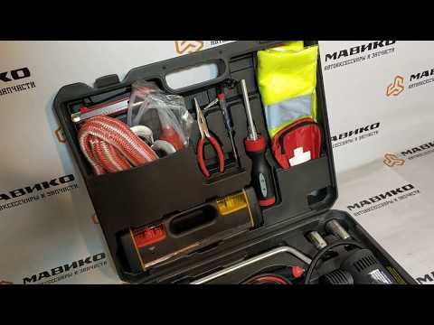 Набор автомобилиста Omax Power Tools