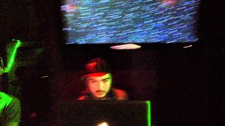 """Klement Bonelli at Marionetta Party Playing Noir & Haze """"Around"""" Subb-an Remix"""