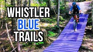 Whistler Bike Park Blue Trails - Complete Beginner's Guide