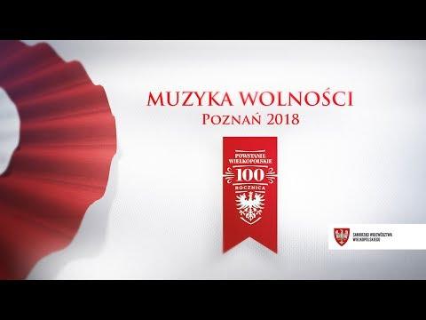 MUZYKA WOLNOŚCI POZNAŃ 2018 - LIVE 360°
