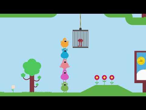 Playing a new Game | Pikuniku Part 1 |