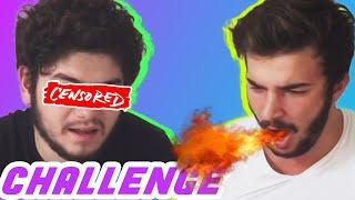 Kafalar Video - Değişik Bir Challenge