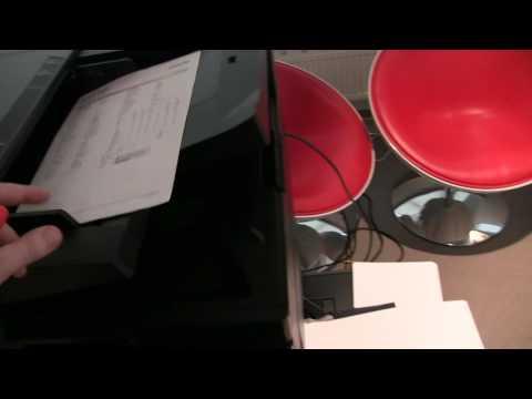 Устранение неисправности черный лист при копировании с автоподатчика на аппаратах Kyocera Taskalfa