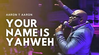 AARON T AARON - Miracle Worker by Gloreeyah and Nathaniel Bassey