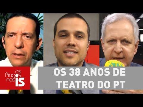 Debate: Os 38 anos de teatro do PT