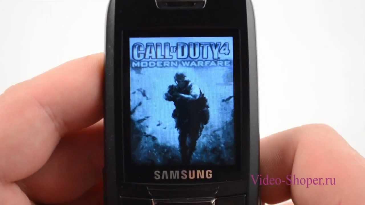 Samsung e250 инструкция по прошивке