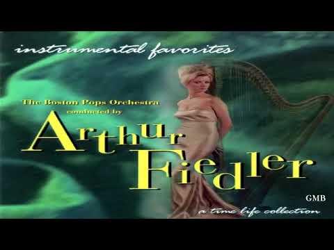 Arthur Fiedler & The Boston Pops Orchestra   ''Instrumental Favorites'' GMB