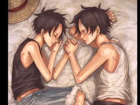 One Piece Ace And Luffy Brother My Brother - YT