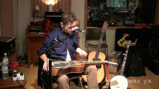 "John Butler Trio - ""One Way Road"" - HearYa Live Session 2/15/10"