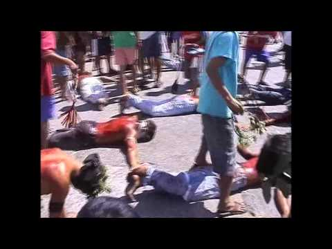 Shocking ! Bloody Easter in Philippines