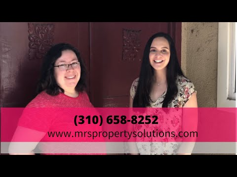 TESTIMONIAL - MRS  PROPERTY SOLUTIONS - Call 310.658.8252