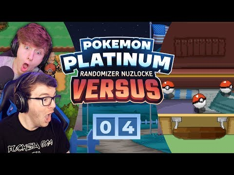 A LEGENDARY RESTART • Pokemon Platinum Versus EP 04