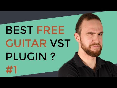 Best FREE guitar VST : how to play with AGML 2 (Part 1 : arpeggio)