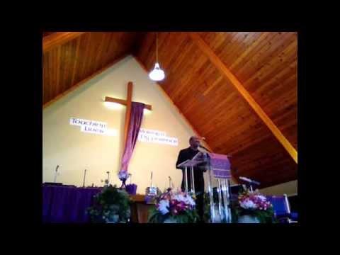 "Abyssinian Christian Church Pastor David Williams ""Training Days"" 1 Tim 4: 7-8"
